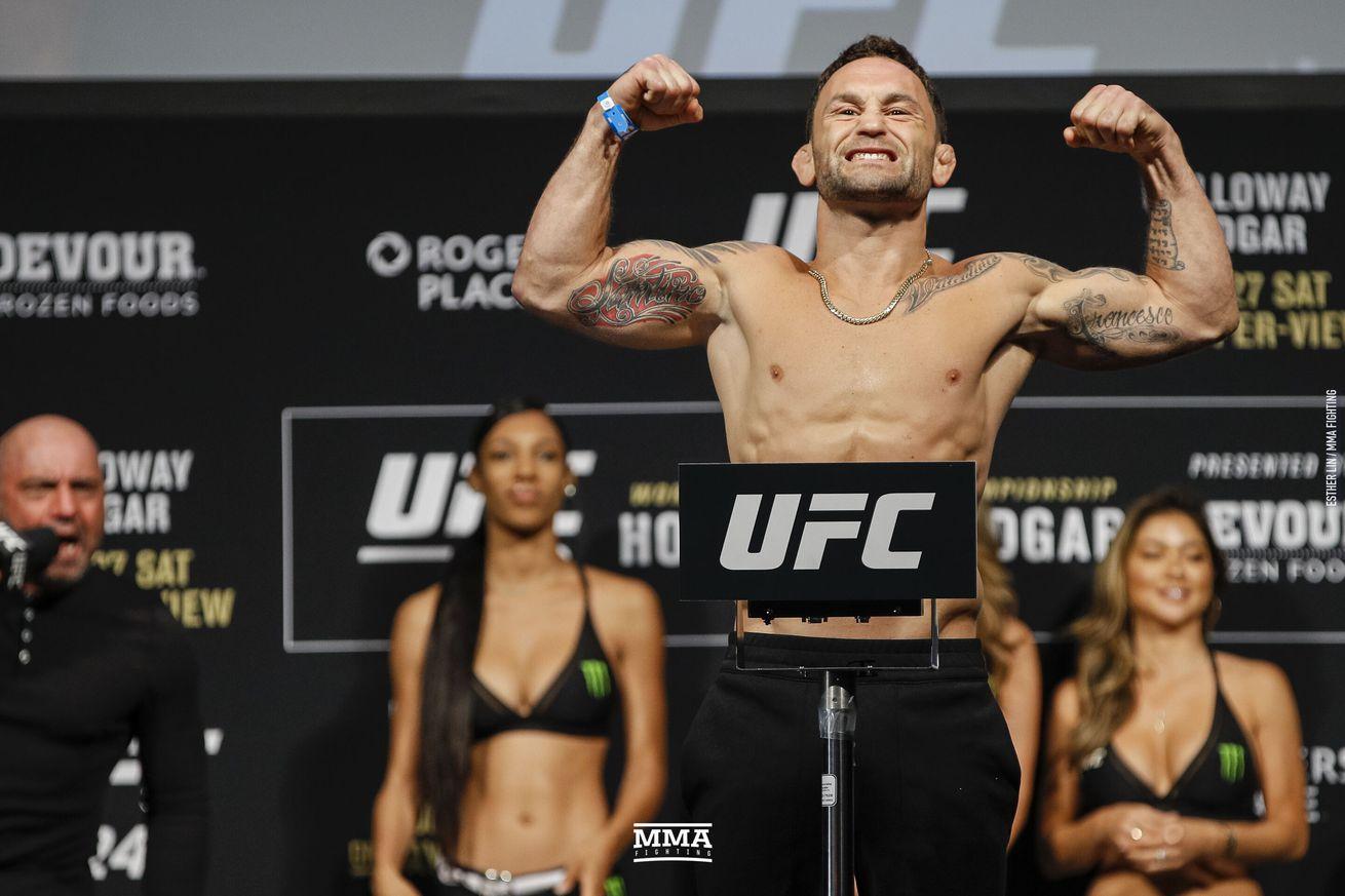 Pedro Munhoz vs. Frankie Edgar rescheduled for UFC 252