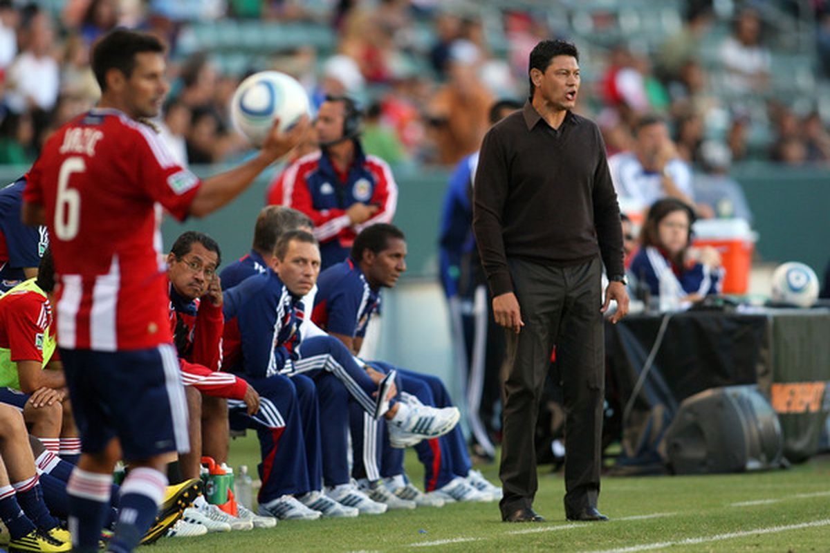 Martin Vasquez is no longer the manager of <strong>Chivas USA</strong>. New boss <strong>Robin Frasor</strong> has already put a stamp on his new club much in his own face by rebuilding a porous defense with a couple proven MLS veterans.