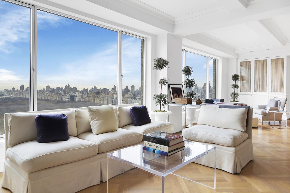 Central Park South Condo Of Bunny Mellon Seeks 9m