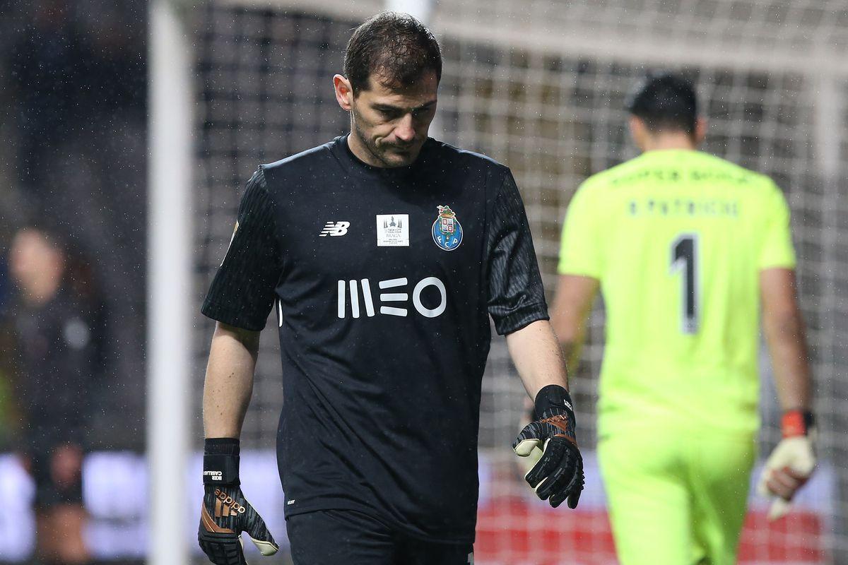 Sporting CP v FC Porto - Taca da Liga Semi Final