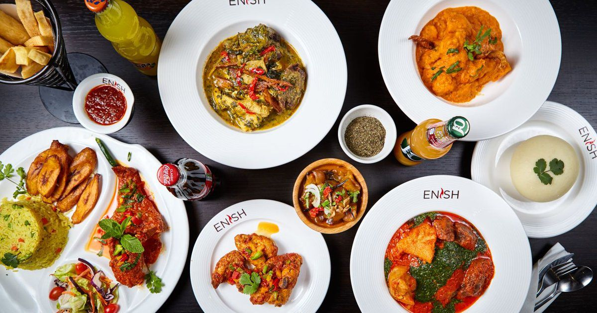 Nigerian neighbourhood dining at Enish, one of the best places to eat in Lewisham