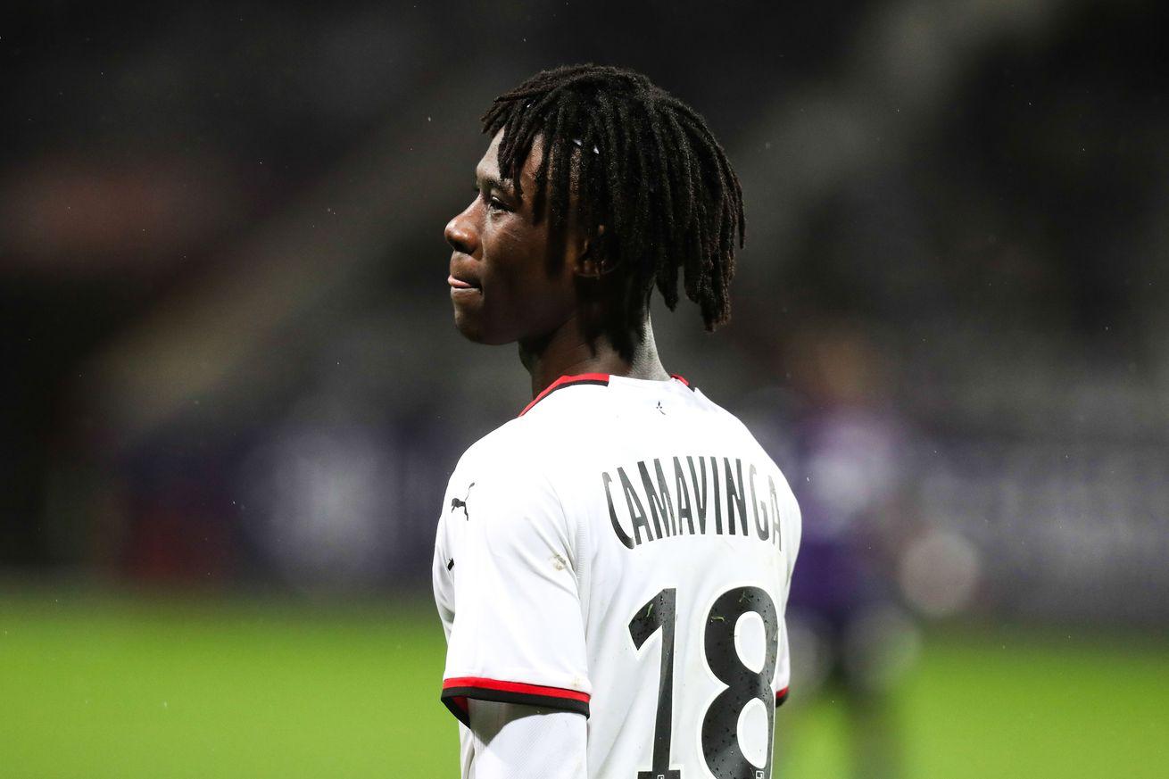 Camavinga is Real Madrid?s priority for next transfer window