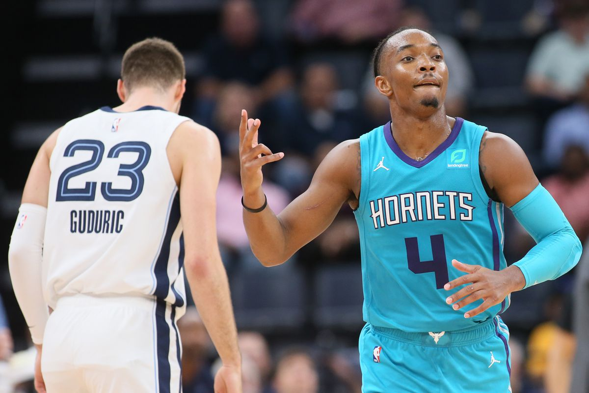 Charlotte Hornets wrap up preseason with a visit from the Pistons