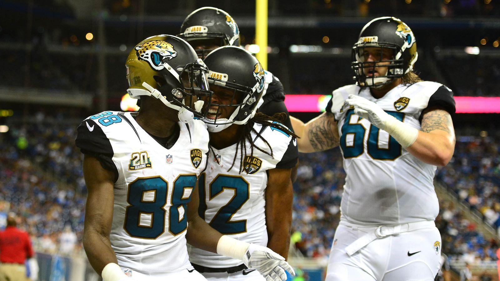 Jacksonville Jaguars 75 Man Roster After Cuts Big Cat