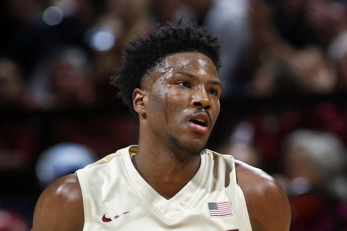 NCAA Basketball: North Carolina at Florida State