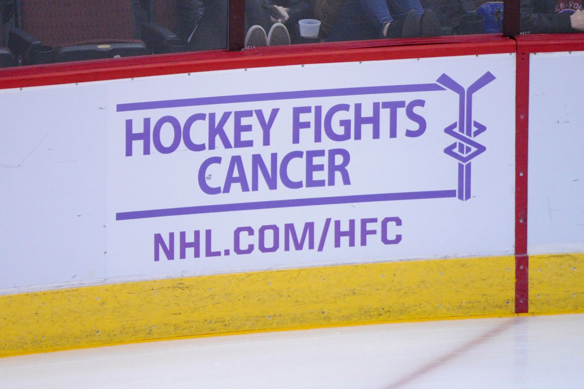 It s the Sabres   Hockey Fights Cancer  night - Die By The Blade 50274c0a3