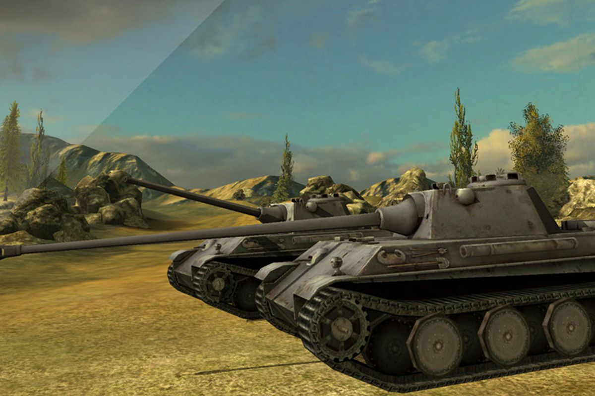 Wargaming net announces World of Tanks Blitz, coming to iOS