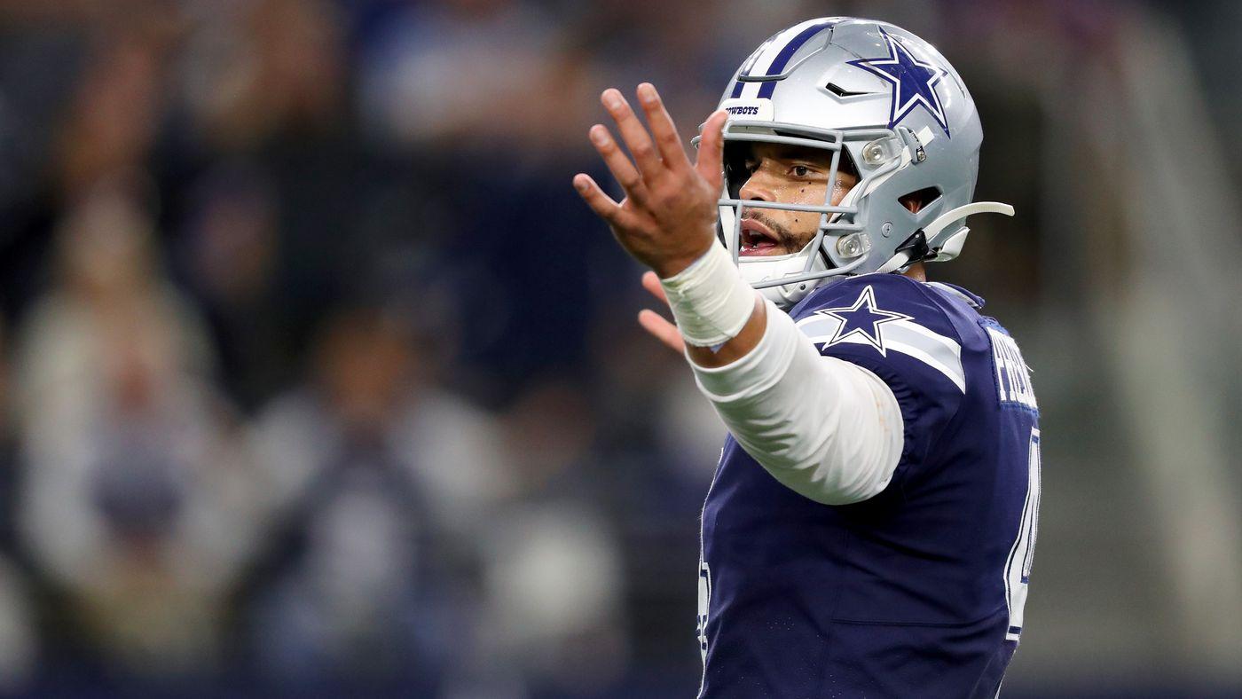 The Cowboys Just Need to Trust Dak Prescott