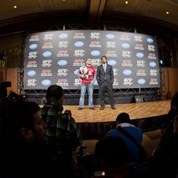UFC 144 Press Conference