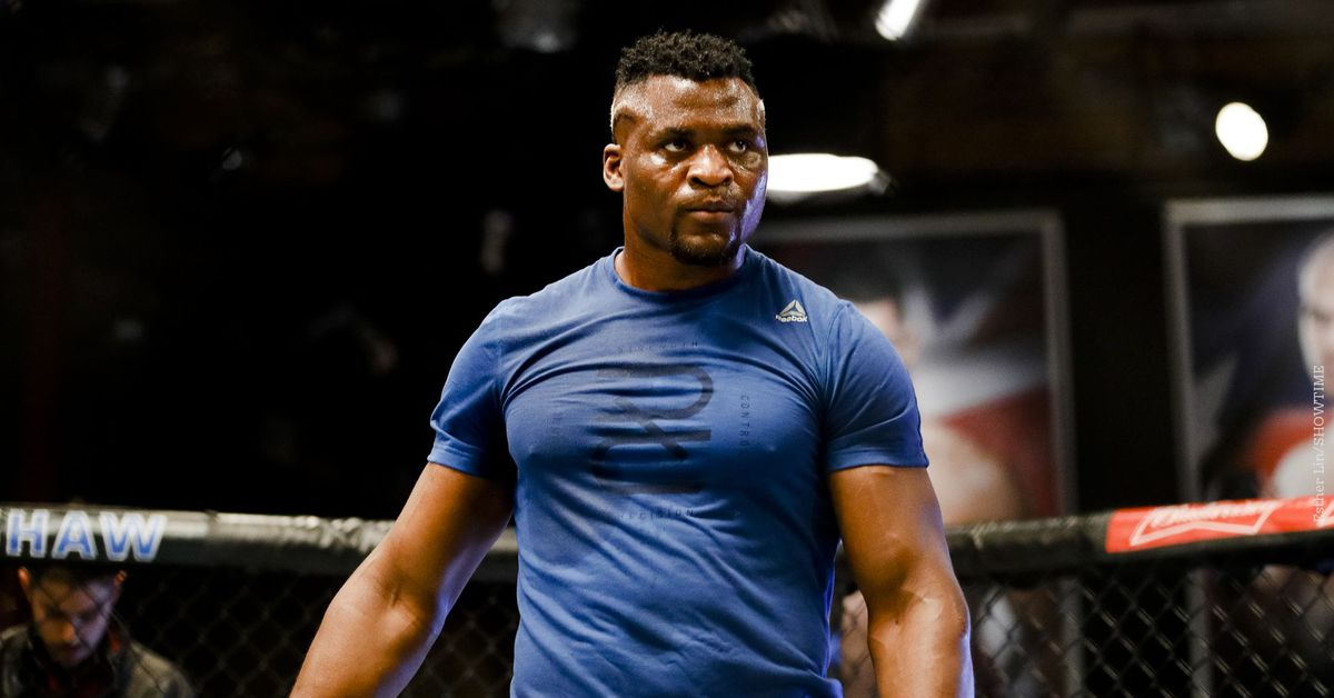 Francis Ngannou: 'The scary thing' is 'no one knows, really, what I am able to do'