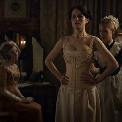 And last, but certainly not least, the corset. May it rest in peace.