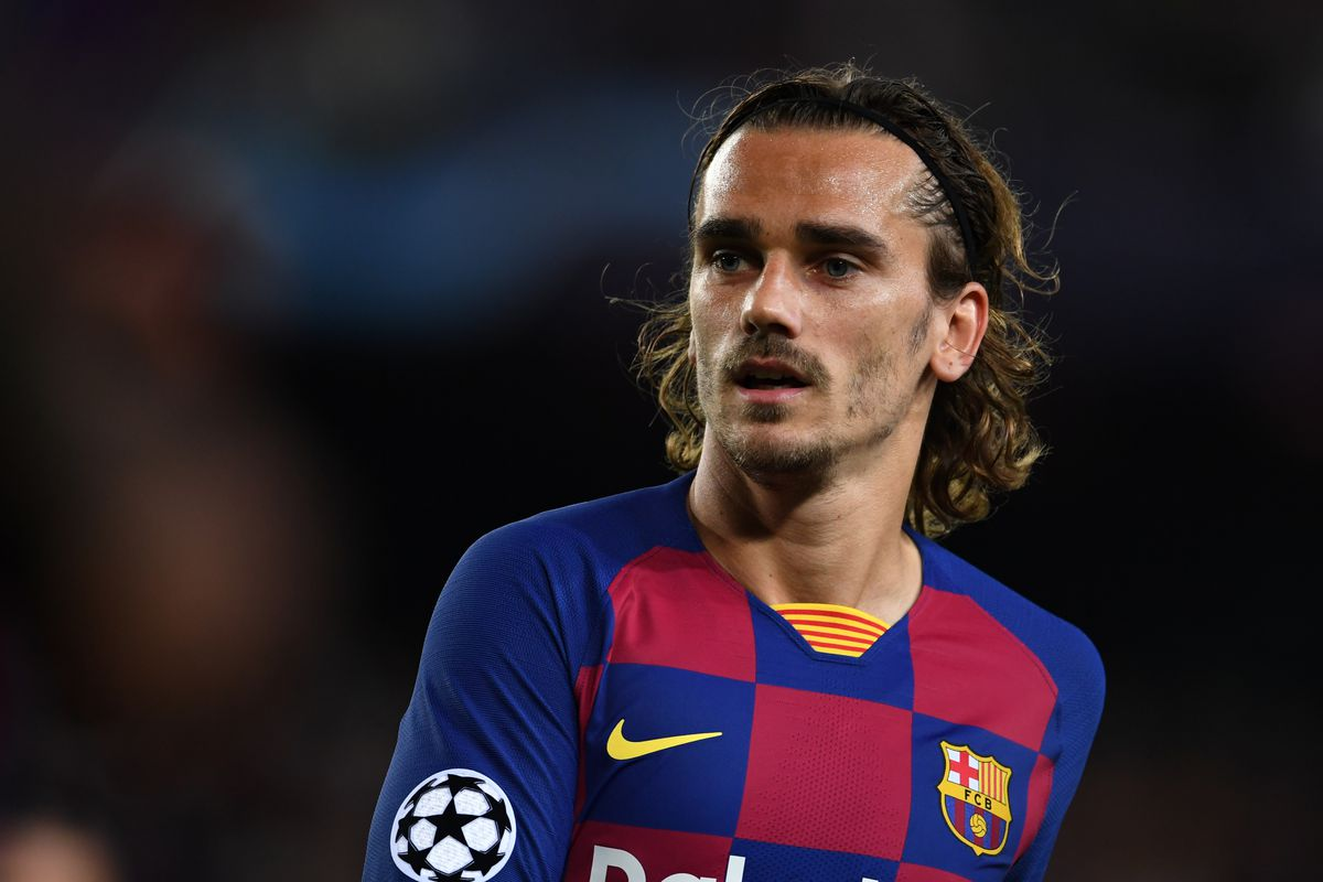 Antoine Griezmann must wait in line at Barcelona