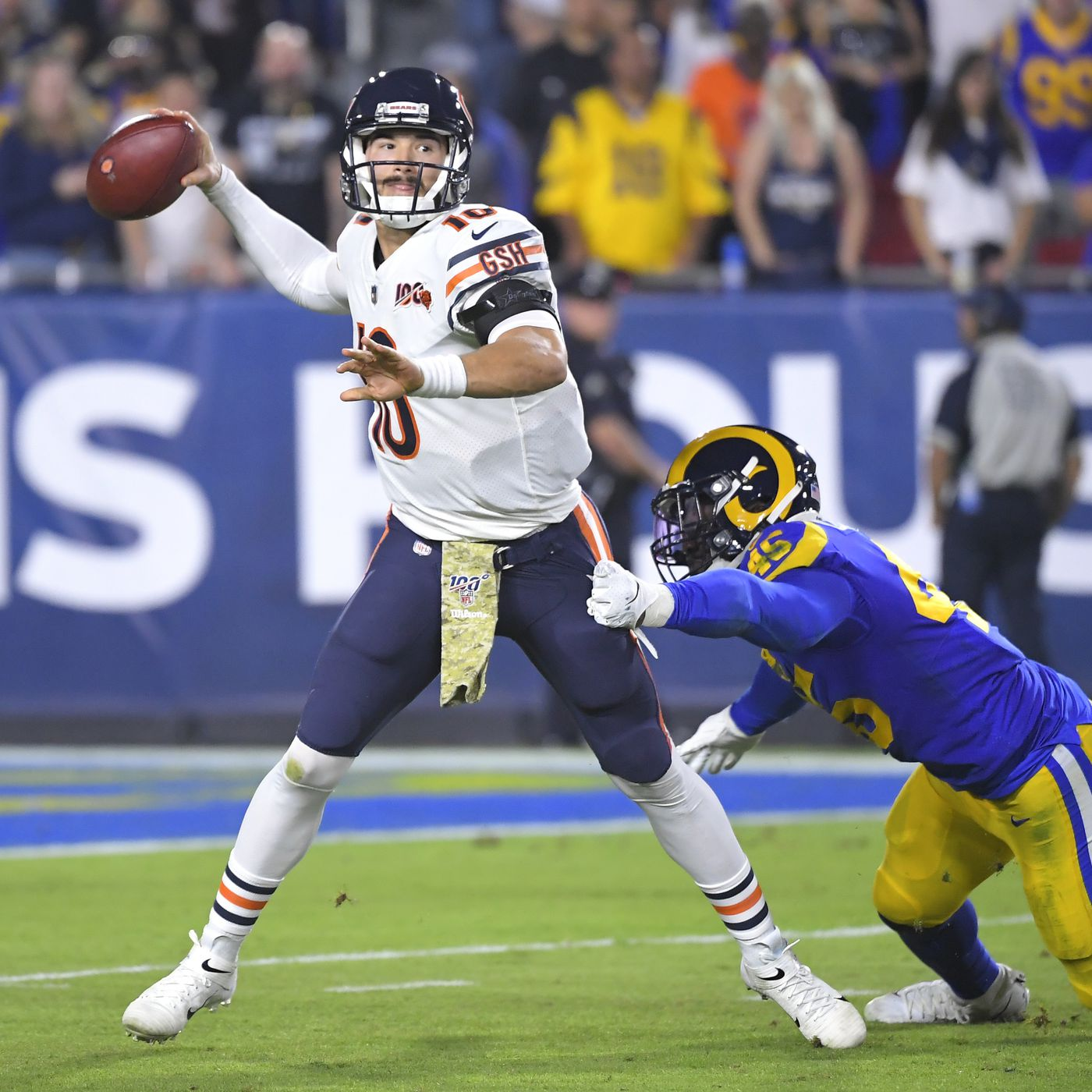Bears Schedule Has 2 Monday Night Football Appearances Chicago Sun Times