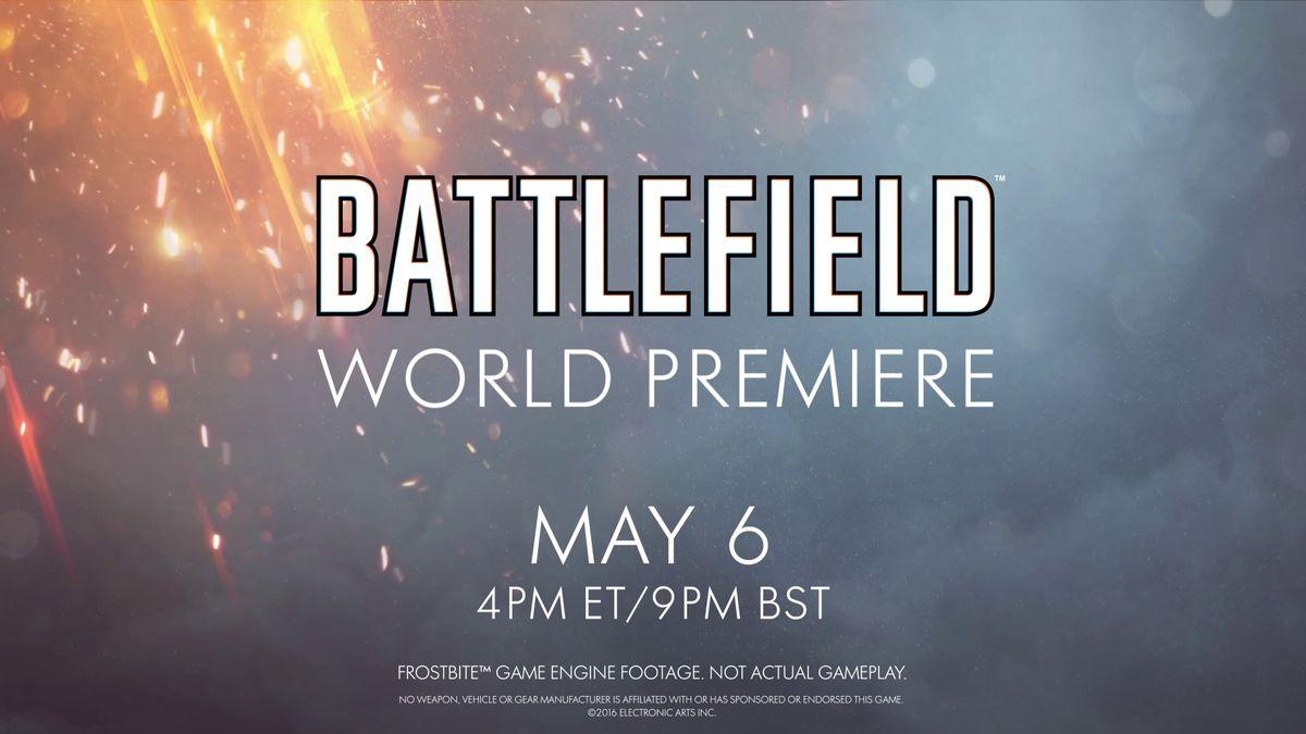 Battlefield 2016 premiere teaser 1920
