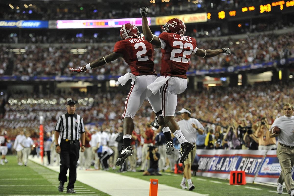 DeAndrew White and Christion Jones hope to catch NFL scouts' eyes