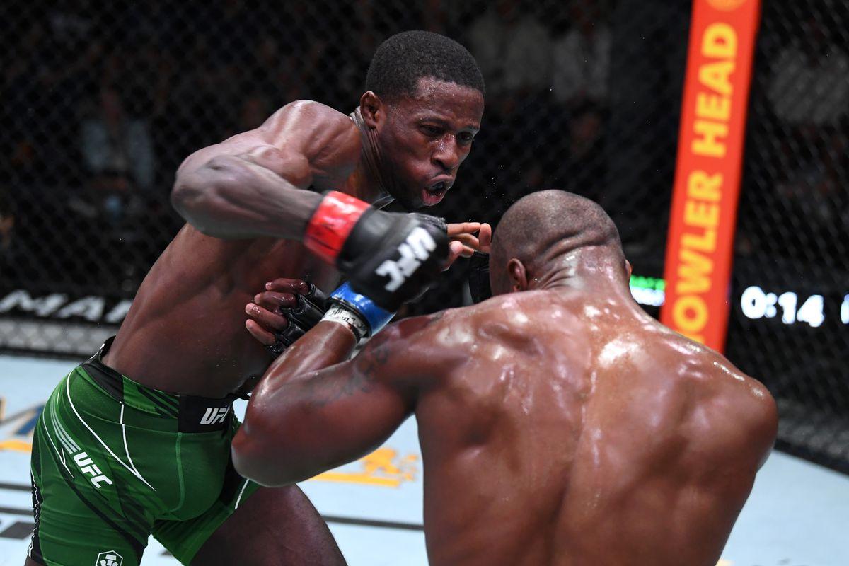 UFC Fight Night: Brown v Gooden