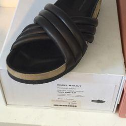 Isabel Marant Rowland shoes, $250 (were $510)