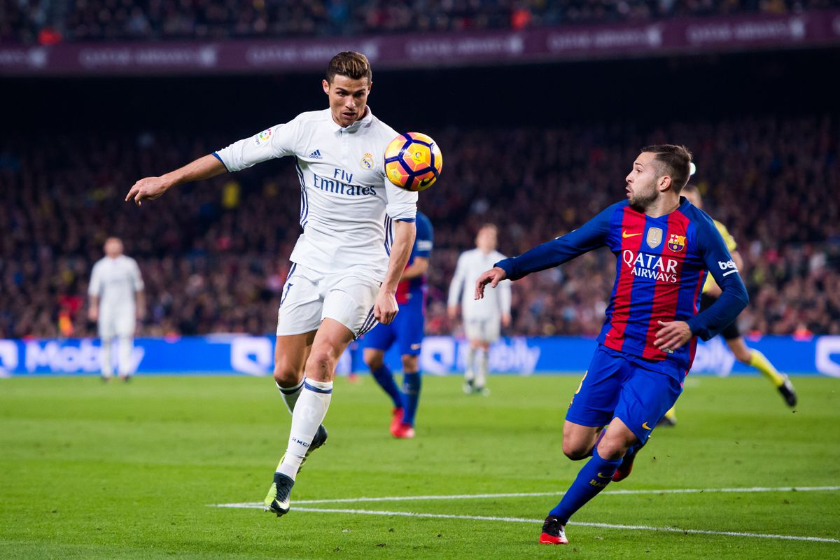 Barcelona vs real madrid 2018 4 3