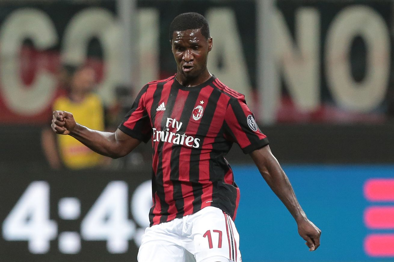 Rossoneri Round-up: AC Milan?s Cristian Zapata a reported target for two different Serie A clubs