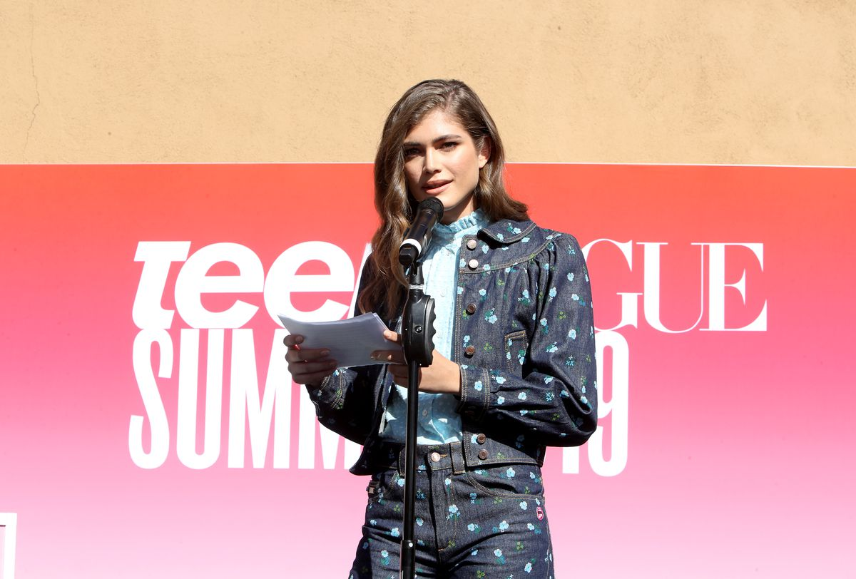 The Teen Vogue Summit 2019: On-Stage Conversations And Atmosphere