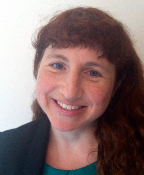 Headshot of Lauren Wiley.