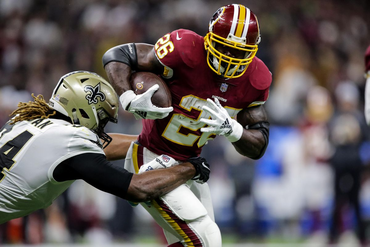 low priced 27f52 0e8e8 Redskins Injury Update: Adrian Peterson not expected to miss ...