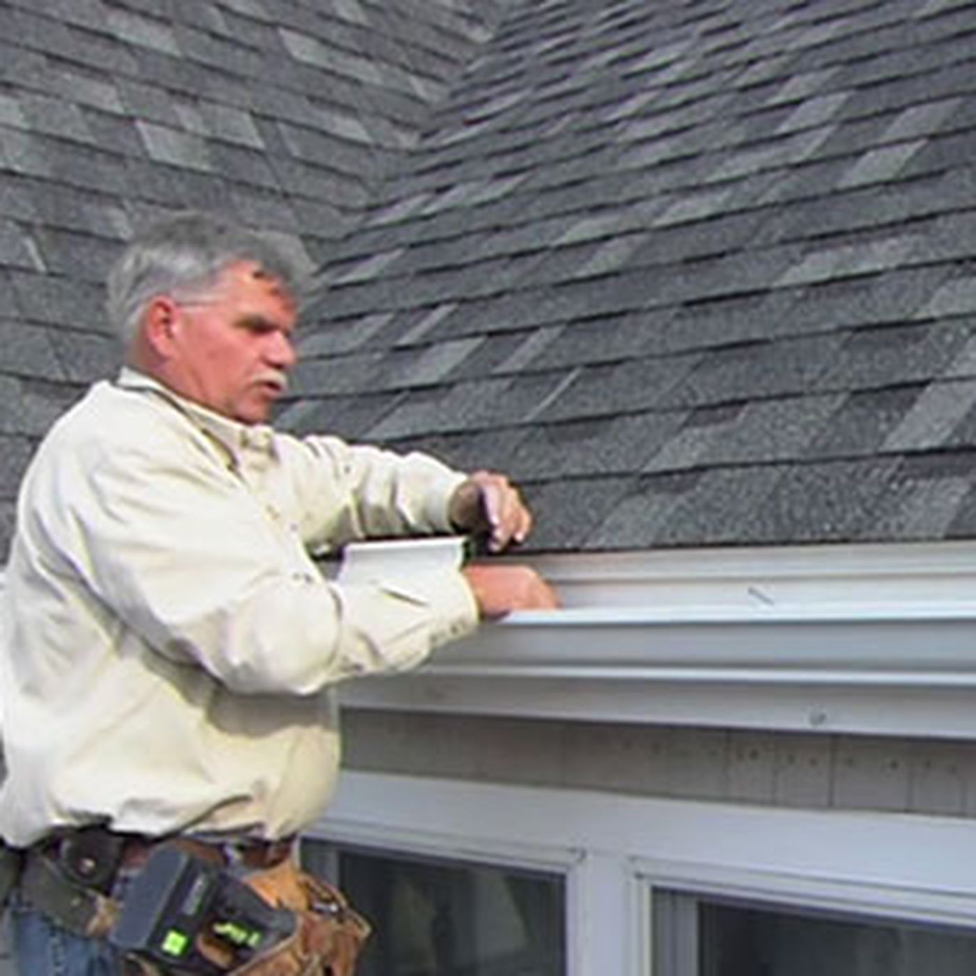 How To Install Aluminum Gutters This Old House