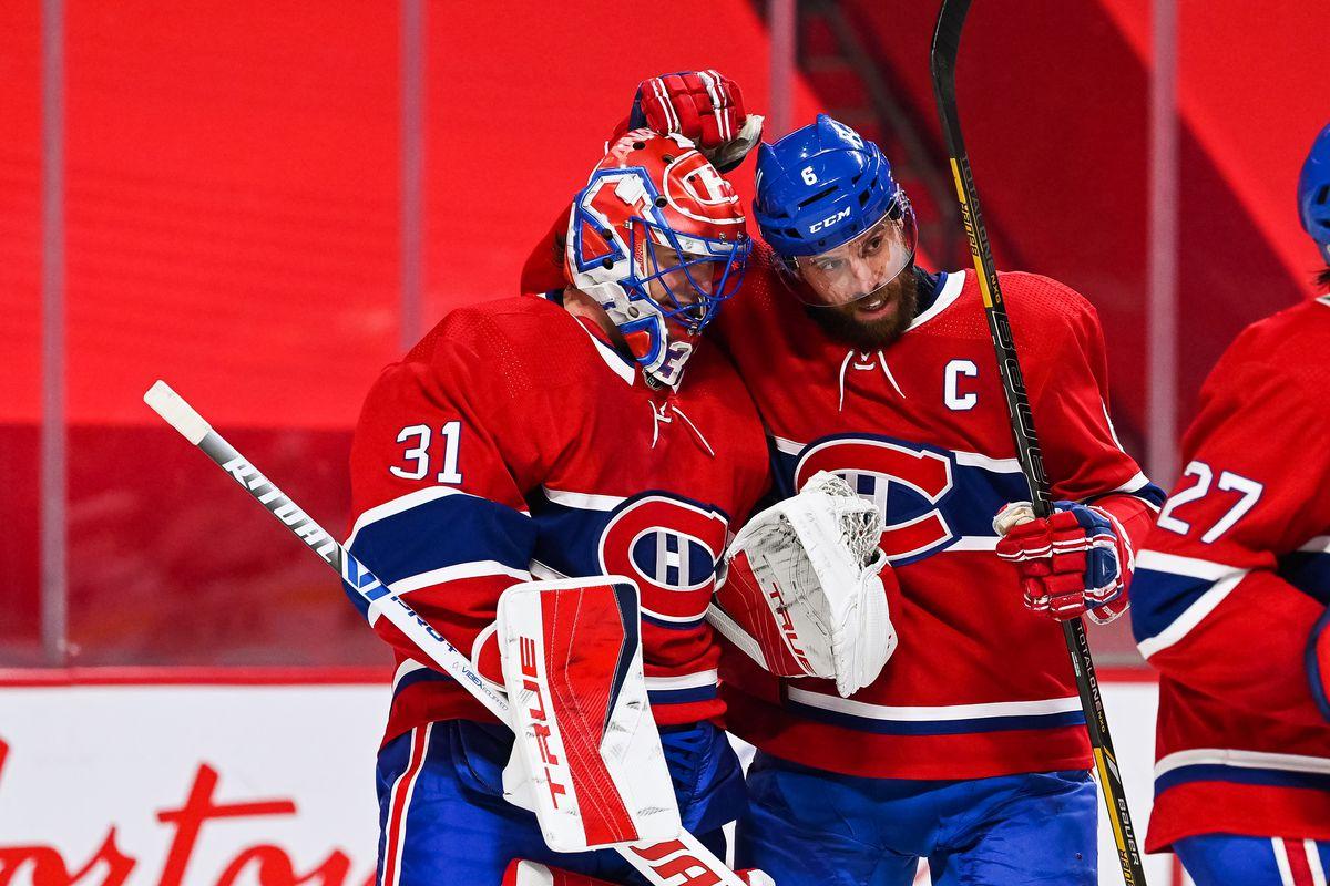 NHL: MAR 30 Oilers at Canadiens