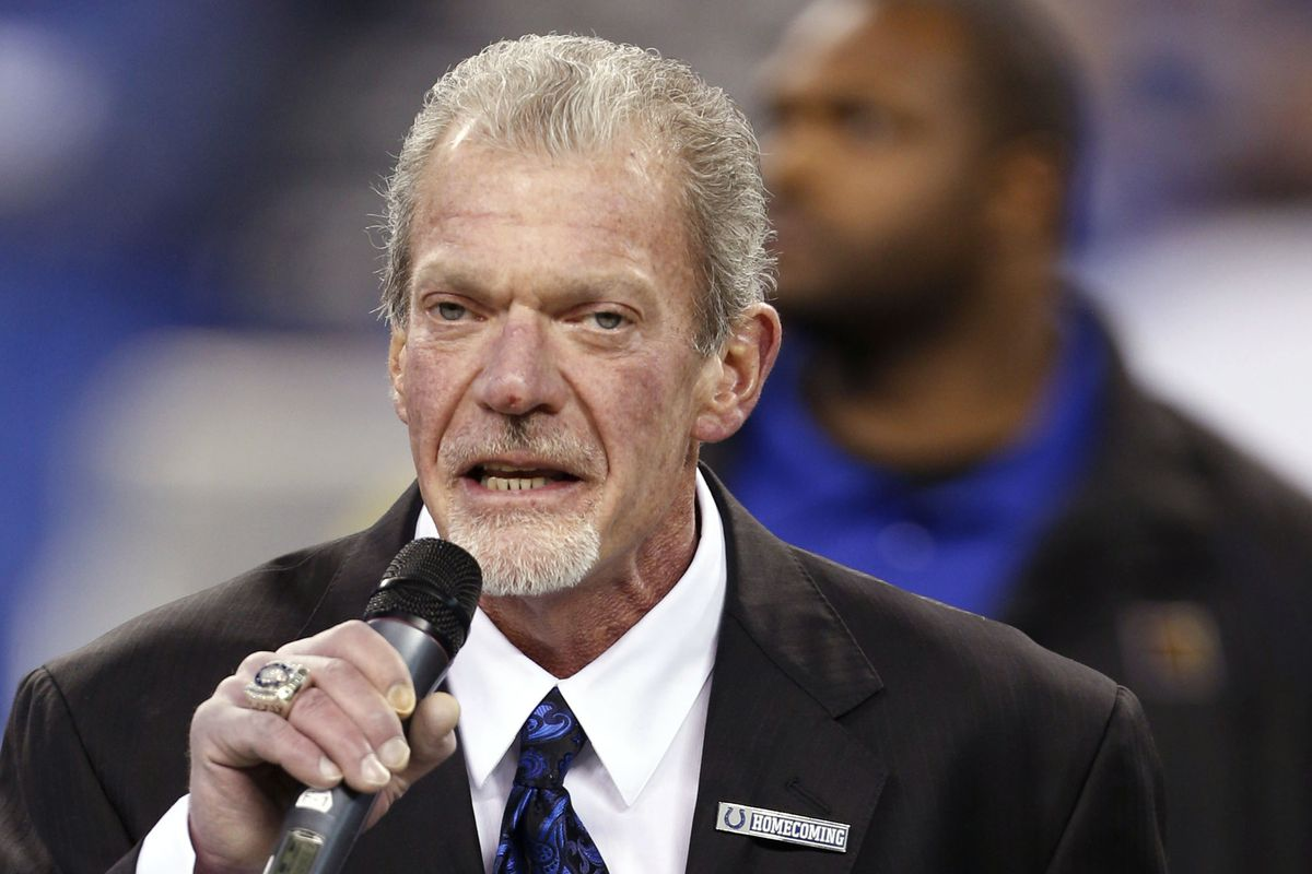 If you think Jim Irsay is all about social media, then you haven't seen BRB in action.