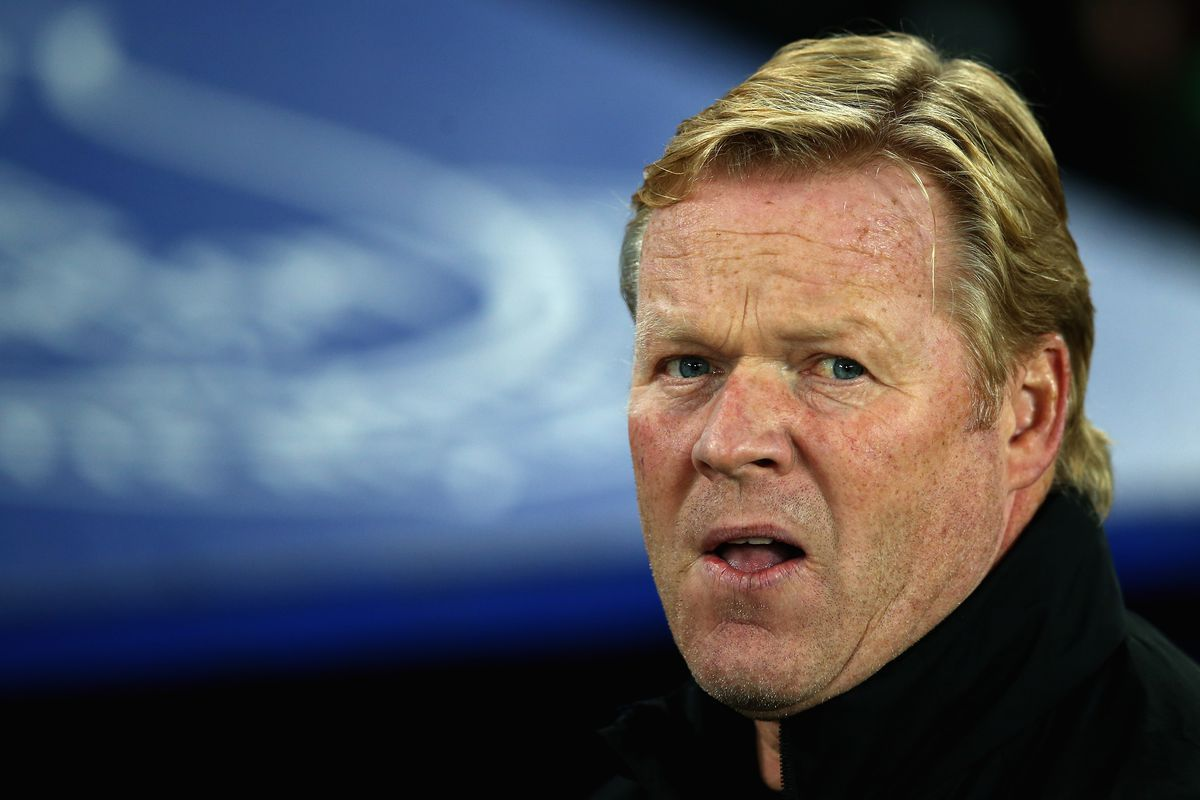 Ronald Koeman tells Everton not to be afraid of Sunderland