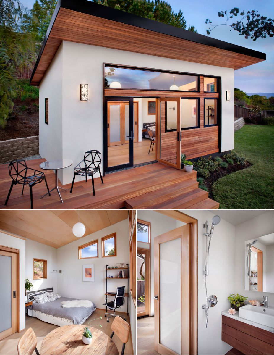 A 264 Square Foot Tiny House Designed By Avava Systems Located In Livemore California Photos Via