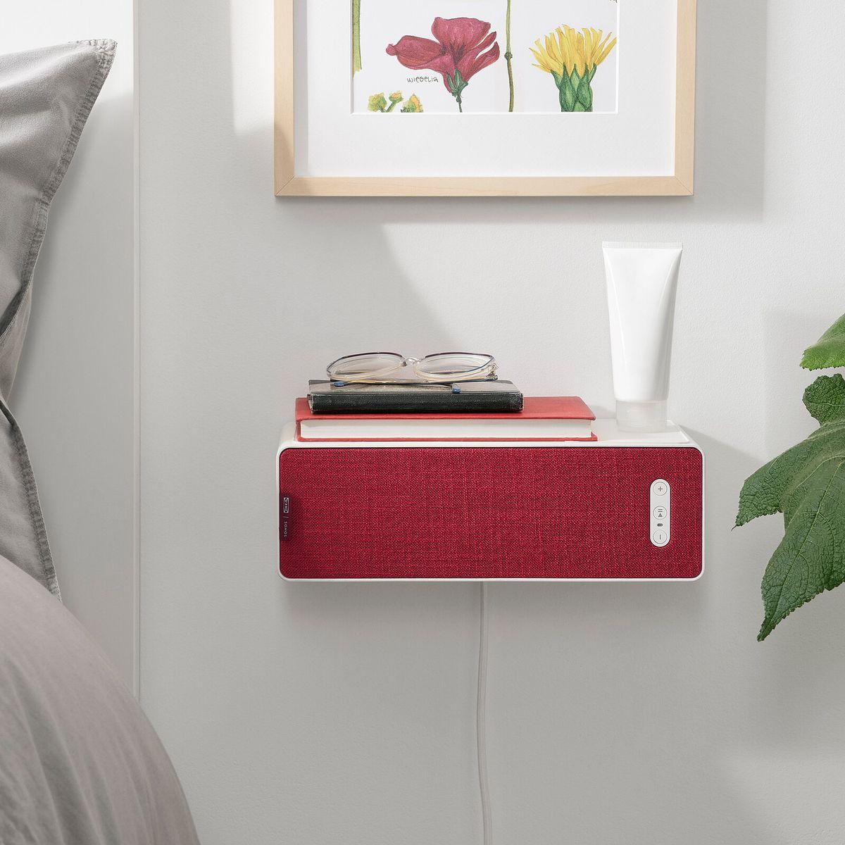 Os alto-falantes Symfonisk compatíveis com Sonos da Ikea ficam mais coloridos 2