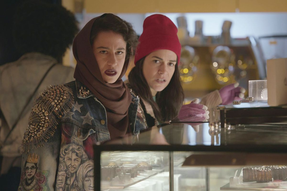 In many ways, Broad City best friends Abbi and Ilana are terrible role models.