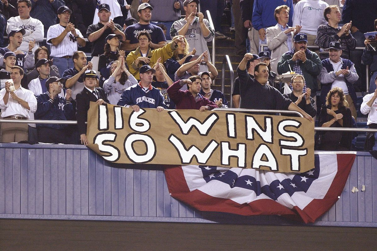 Mariners v Yankees
