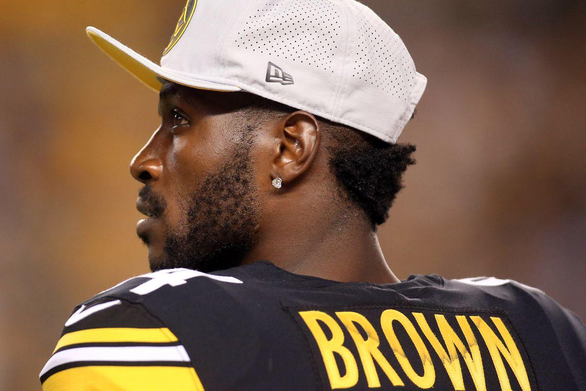 Antonio Brown Hair >> Antonio Brown Speaks His Truth I M Pissed Off We Re