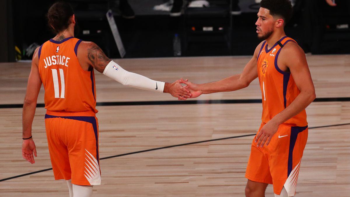 Phoenix Suns vs Washington Wizards (მიმოხილვა)