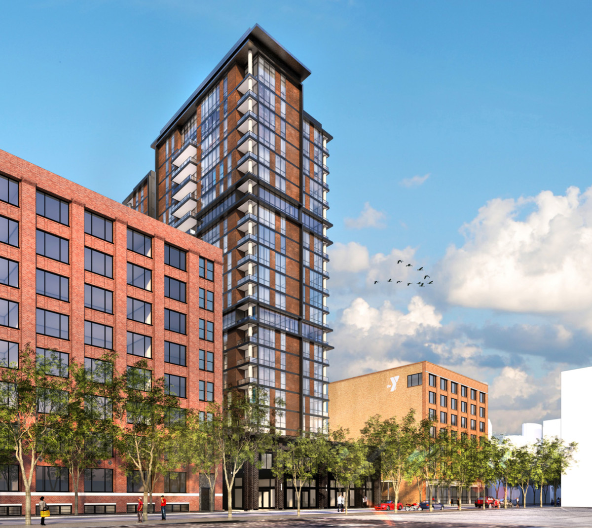 Chicago Apartment Listings: West Loop: Developers Plan 400 More Apartments In Two New