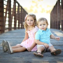 Mckenzie and Zane Marquez gave their mother a scare when they consumed a bottle of gummy vitamins last year.