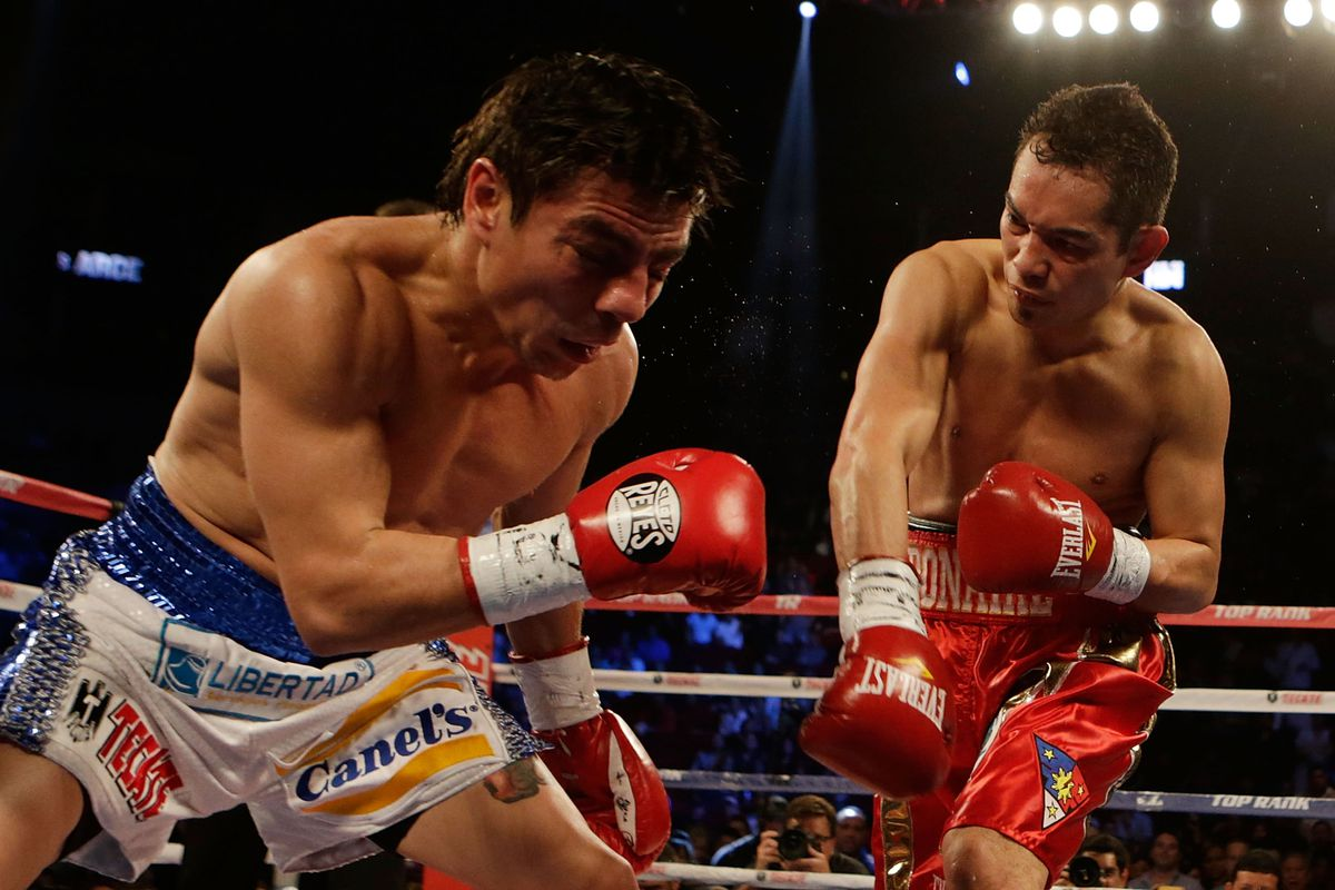 For Your Consideration Nonito Donaire Bad Left Hook