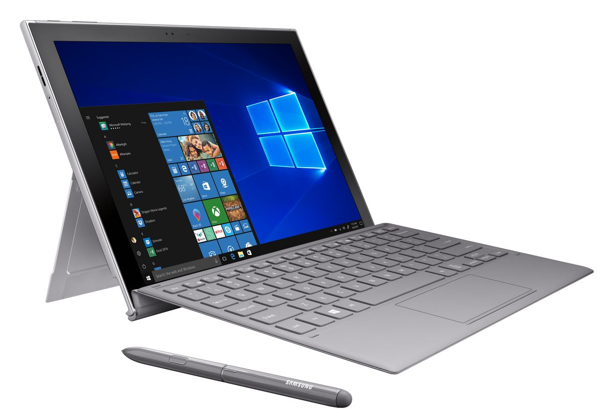 The Galaxy Book 2 is Samsung's answer to the Surface Pro