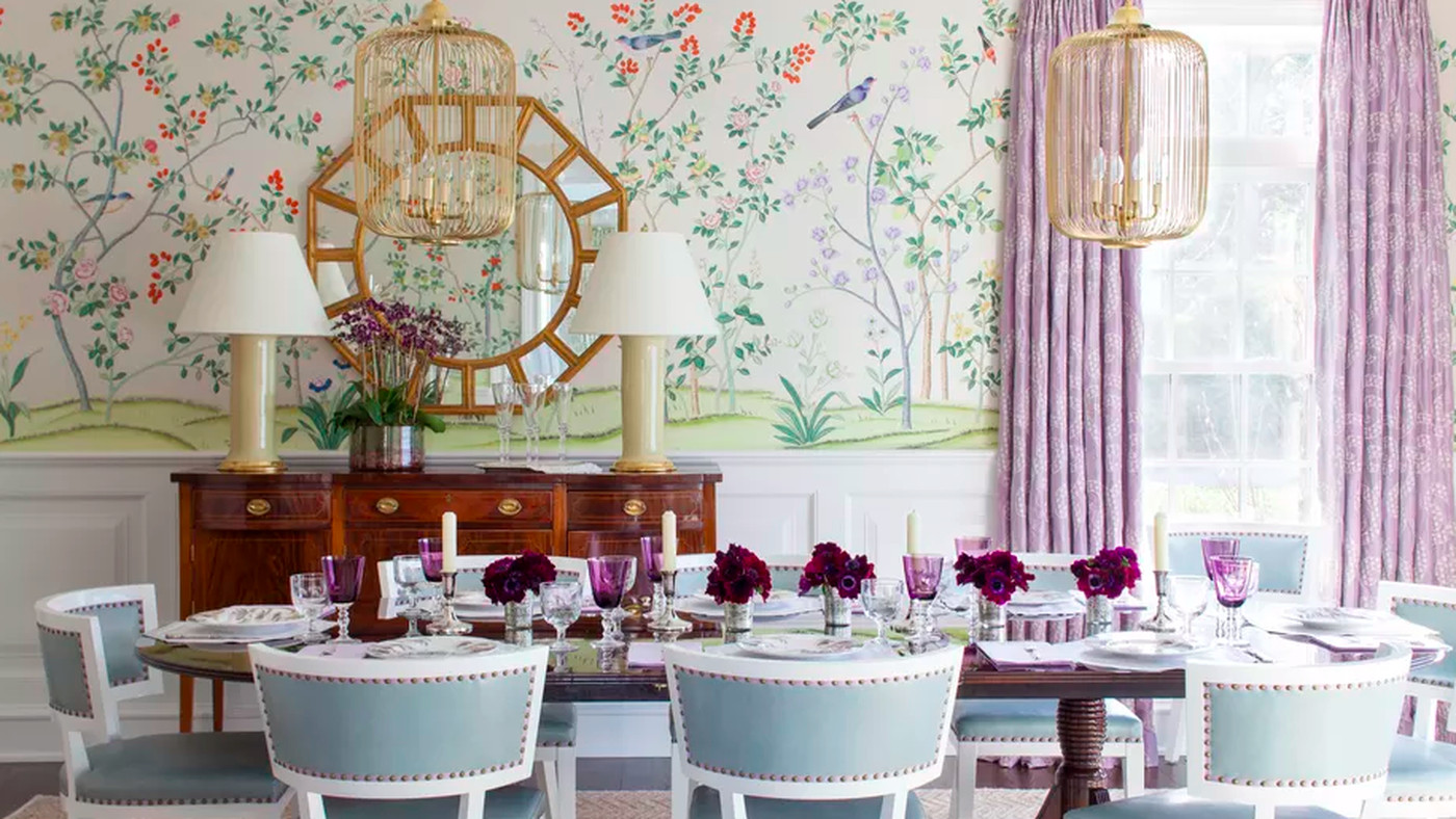 Vintage wallpaper: Where to find and how to decorate with it - Curbed
