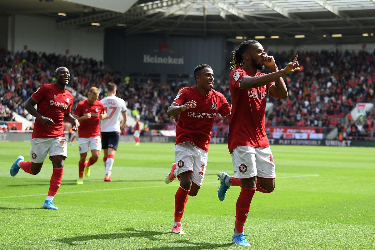 Bristol City v Middlesbrough - Sky Bet Championship