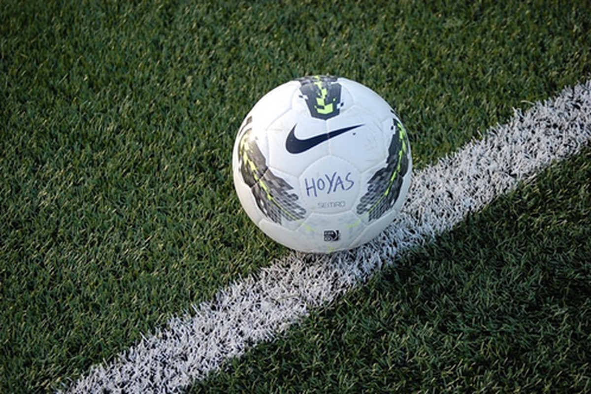 Men's Soccer Final Four: #3 Georgetown Hoyas vs. #2 ...