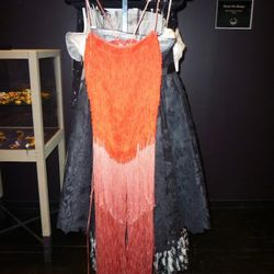 This Norma Kamali vintage flapper dress was a standout at $325 (50% off of $650).