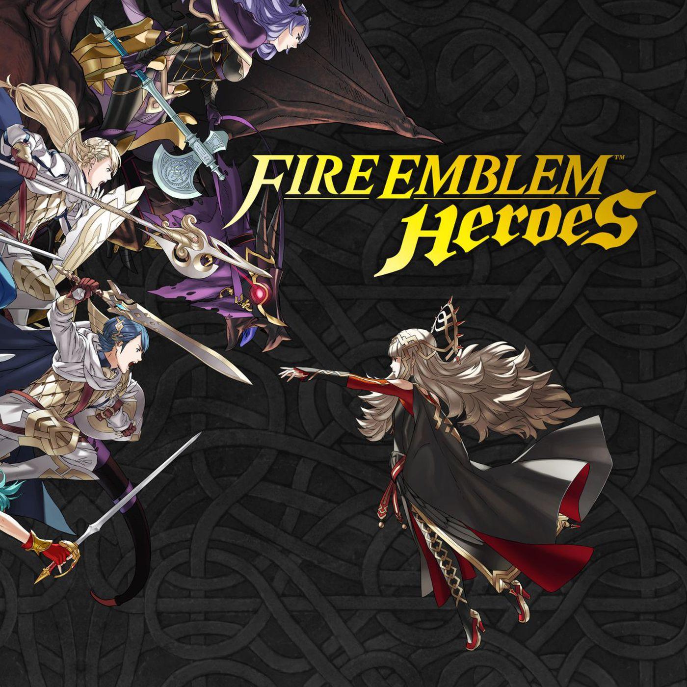 fire emblem heroes mod apk 2018