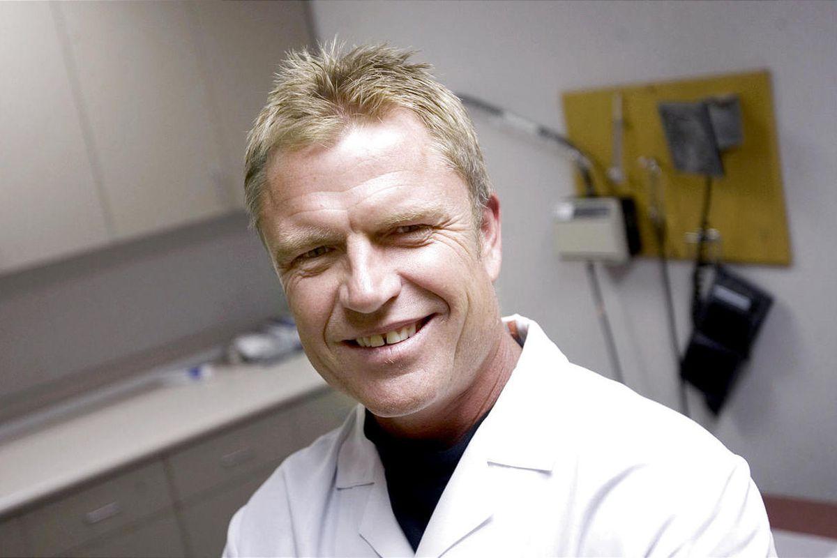Dr. Michael Mangelson, a urologist at LDS Hospital, says prostate cancer is the top cancer killer of men in Utah.