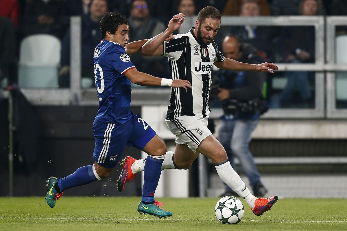 Champions League Draw results: Juventus to face Lyon in the round ...