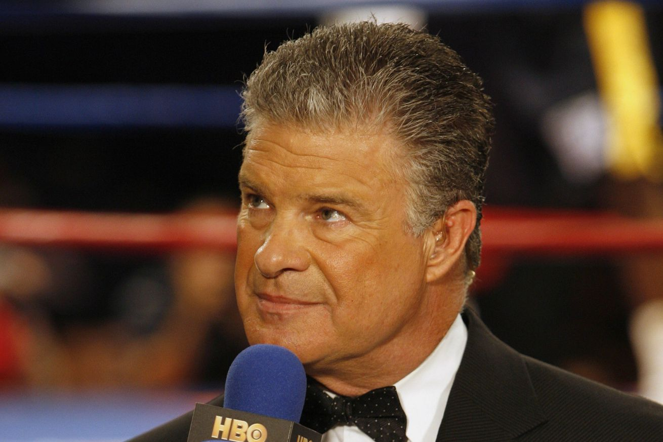 74353597.jpg.0 - Lampley: Lederman was 'the greatest boxing fan of all time'