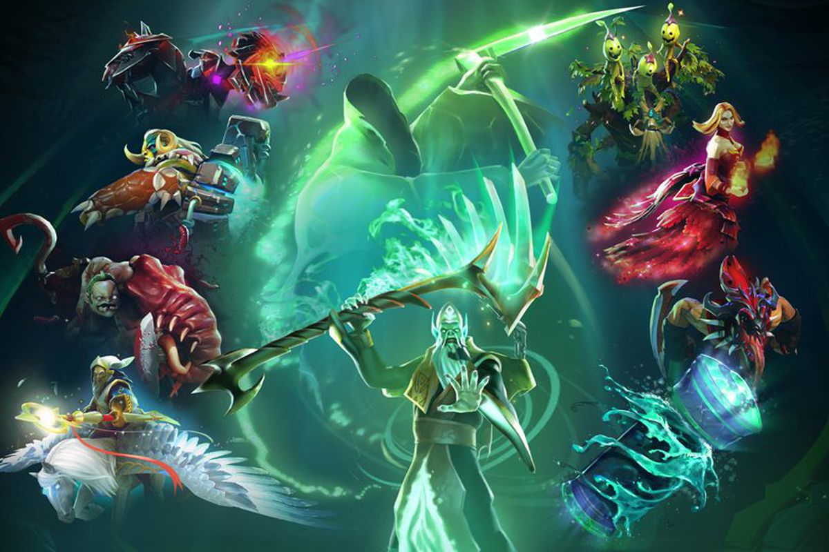 Dota 2 Immortal 7: TI7 Immortals Chest II Drops For Battle Pass Owners