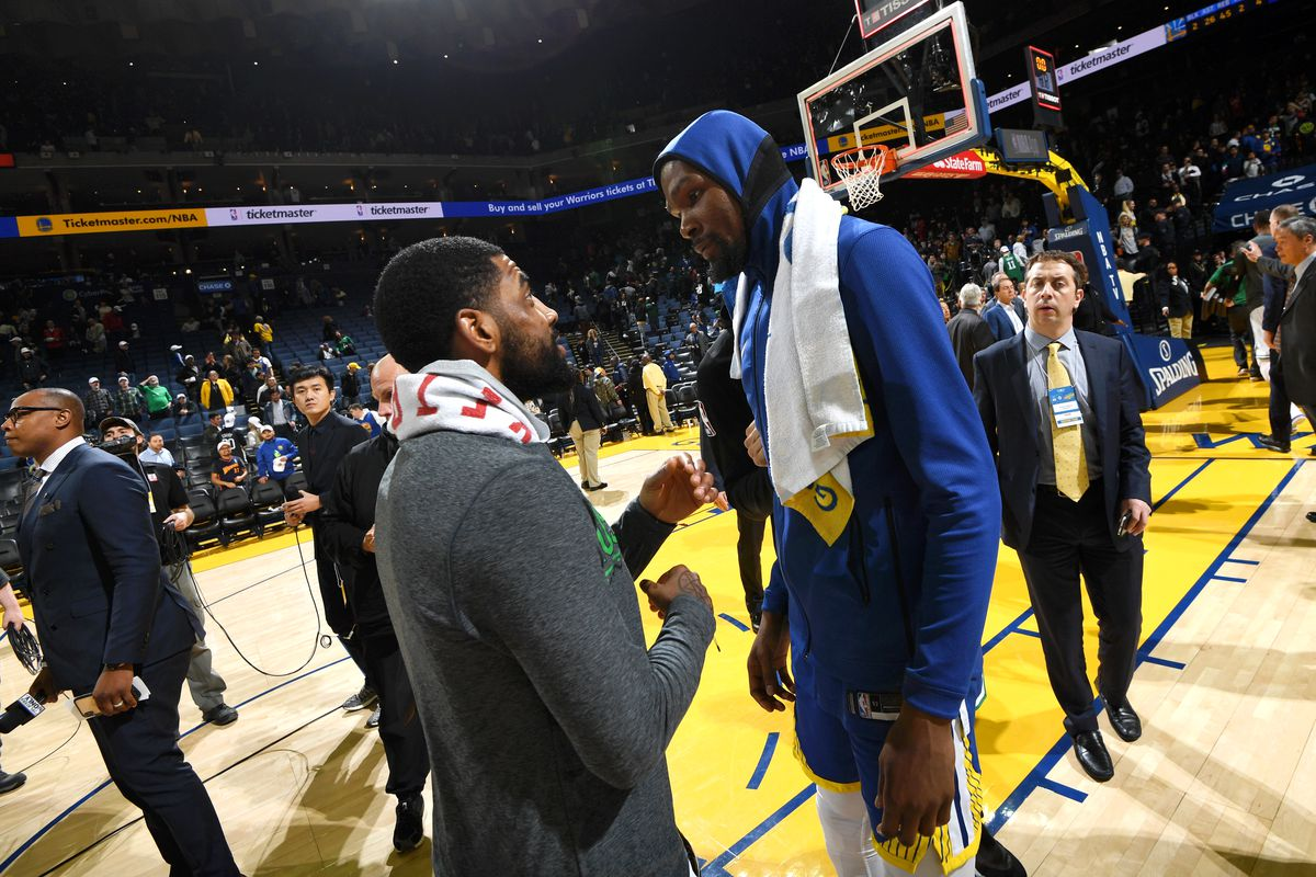How it worked: Bobby Marks on Kevin Durant, Kyrie Irving bonuses